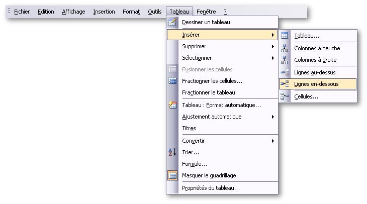 fichier word-tableau-inserer-lignes png